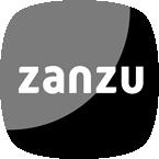logo Zanzu.be zonder baseline - monotoon