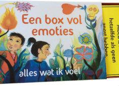 Een box vol emoties -40 inspiratiekaarten