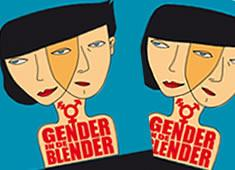 Map gender in de Blender