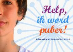 Cover Help, ik word puber!