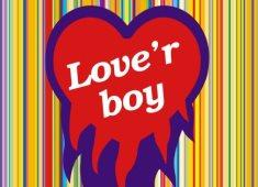 Cover CD Love'r boy