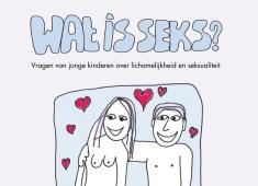 Cover boek Wat is seks?