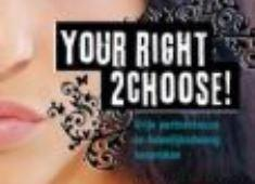 Your right 2choose!