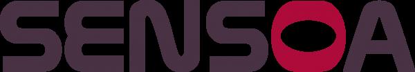 Logo Sensoa zonder baseline