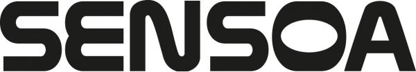 logo Sensoa zonder baseline monotoon