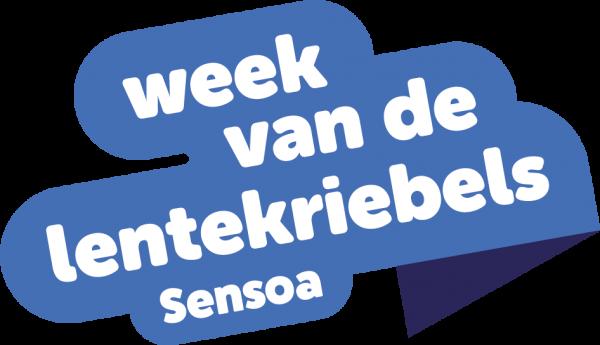 logo Week van de lentekriebels - kleur