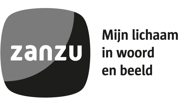 logo Zanzu met baseline - monotoon
